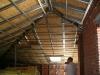 cubierta steel framing