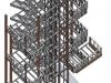 Escaleras steel framing 5