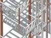 Escaleras steel framing 6