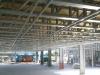 nave industrial steel framing
