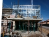 vivienda adosada steel framing 4