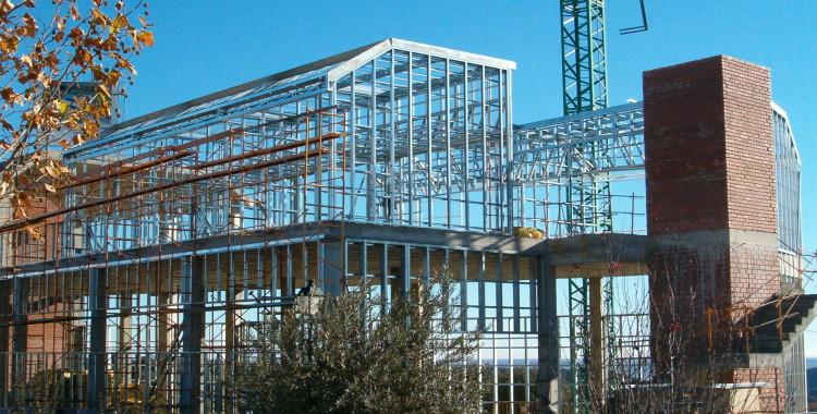 An lisis dise o y consultoria de estructuras steel framing - Steel framing espana ...