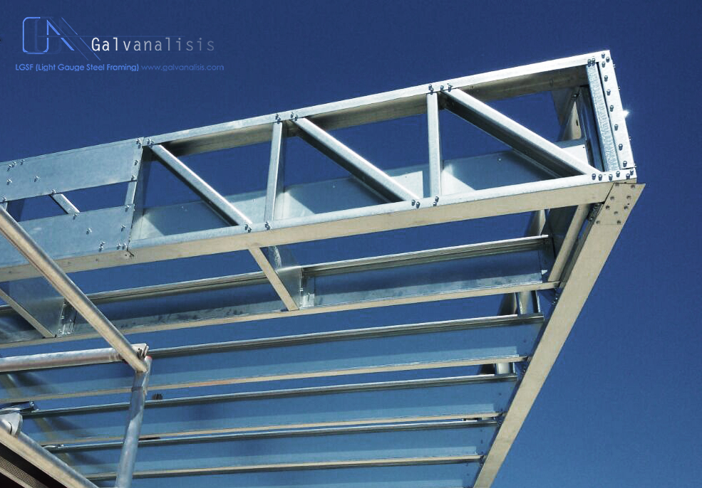 Galvanalisis lgsf steel framing info - Steel framing espana ...