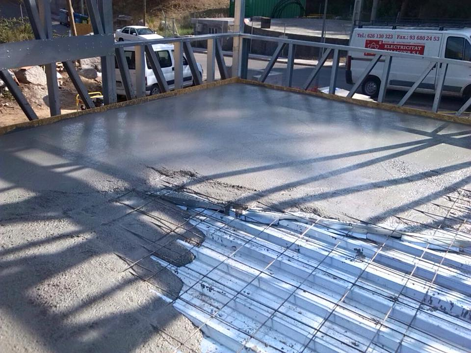 forjado steel frame